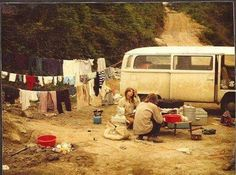 roadtripping camping on the road again wind in your hair adventure supertramp feet on the dash crusin' magic bus glamping travel Happy Hippie, Hippie Love, Hippie Bohemian, Hippie Style, Bohemian Style, 70s Hippie, Hippie Symbole, Way Of Life, The Life