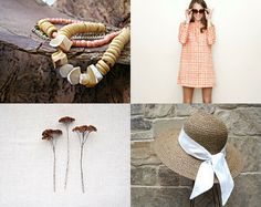Peachy Pink by Karen on Etsy--Pinned with TreasuryPin.com #etsy #etsytreasury #etsyshopping #gifts