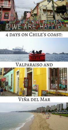 4 days on Chile's coast: Valparaiso and Viña del Mar - Global Introvert