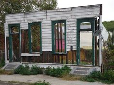 Facade of a New Orleans house.. by Anne Marie Grgich, via Flickr