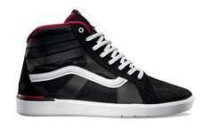 VANS Parameter black/red !!!  http://www.adrenalinasklep.pl/street/vans-parameter-black-red/