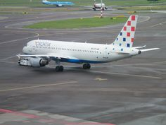 Croatia Airlines Airbus A-320
