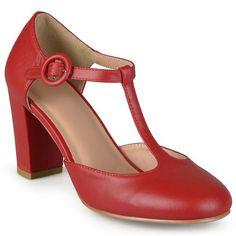 Journee Collection Talie ... Women's High Heels Kiu70eI