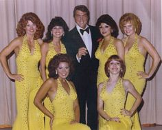 The Gold Diggers! (The Dean Martin Show) - great entertainment as only Dean could make it. - MReno
