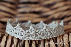 Tiny Prince or Princess Crown