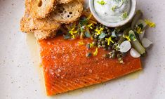 You can make smoked salmon at home with Joule. Sous vide your fish with liquid smoke to get that perfect, smoky flavor and flaky texture you crave. Serve it as an appetizer, holiday party snack, or more. Poached Salmon, Smoked Salmon, Sous Vide Salmon Recipes, Sous Vide Cooking, Time To Eat, Fish And Seafood, Seafood Recipes, Food To Make, Appetizers