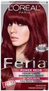 Red Velvet Hair on Pinterest | Red Velvet, Red Hair and Burgundy Hair ...