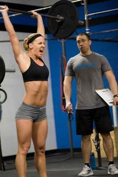 WOD I want to be her!