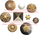 All Decorative Nails Tacks Clavos in the Collection - Upholstery Supplies