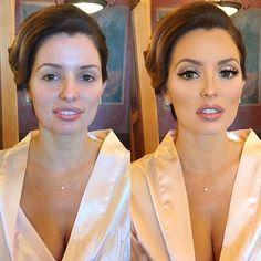 30+ Beautiful Natural Wedding Makeup