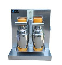Auto Tea Milk Making Machine for Boba Milk Tea Shaker W Double 750ml Cup