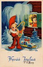 Kuva: EJT Oy Marimekko, Vintage Christmas, Album, Painting, Art, Herbs, Vintage White Christmas, Art Background, Painting Art