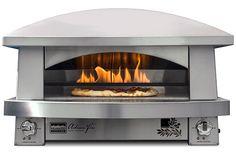 horno de pizza para exterior #artefactos #cocina #jardin #hogar #diseño #home #patio #garden #design #decoration #appliances #kitchen