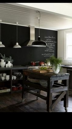 Love this kitchen! I