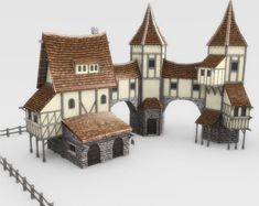 I think I use this house of the Hex – minecraft Medieval Houses, Medieval Town, Medieval Fantasy, Planet Coaster, Minecraft Medieval, Fairytale House, Magic House, Minecraft Architecture, Building Concept