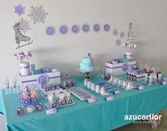 AZUCAR FLOR party studio: Patinaje sobre hielo Ice Skating Party, Skate Party, Home Interior, Glow, Studio, Birthday, Cake, Gifts, Diy