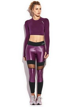 79feb703b #leggins #ropadeportiva #fitness Conjuntos Deportivos, Ropa Gym, Deportivas  Mujer, Moda