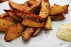Oven aardappelpartjes