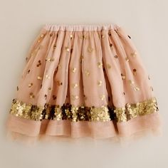 Girls' Avalon skirt. so feminine and little bit glamorous.