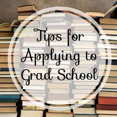 History In High Heels: Applying to Grad School