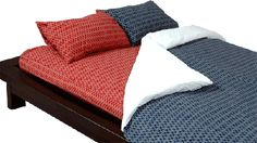 J-life International - Japanese futons and pillows. Maybe this will help my back?