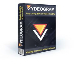 VydeoGram is a software which takes existing video, do it magic, and boost clicks to watch by over 80% on social media, mobile. blogs etc. That is absolutely correct, now see more!
