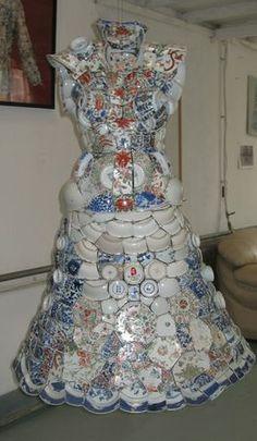 li xiaofeng | Li Xiaofeng Colourful Time No. 2 Weirdest and Creative Dresses