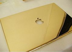 Gold plate your laptop! Email us at info@nazaro.ca to place your order.
