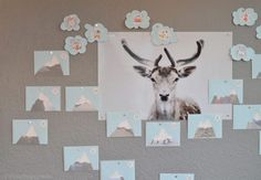 Noël * Adventskalender – choosehappiness Moose Art, Christmas, Animals, Noel, Advent Calendar, Xmas, Animales, Animaux, Weihnachten