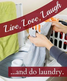 information about washing all the things - tips and information about anything to do with laundering, washing, drying, and more. #laundry