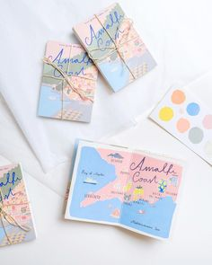 "608 Likes, 43 Comments - Jackie Diedam (@jackieillustrated) on Instagram: ""Amazing Amalfi!!! My first travel pocket zine is out!!!! It's a limited edition and hand bound by…"""