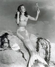 1948 film called Mr Peabody and the Mermaid. The actress who played the mermaid, Ann Blyth, had to have a custom-made mermaid tail created for her, which cost $18,000 (US$163,000 today)!