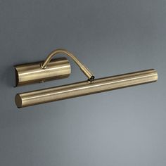£28 Matisse Twin Picture Light (bronze)