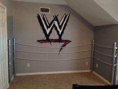 Wall. Wwe BedroomMan ...
