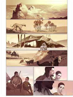 page 1 by mir-ahmad on DeviantArt