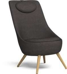 At Bolia New Scandinavian Design, creativity and quality is the starting point for everything we do. Cool Chairs, Egg Chair, Scandinavian Design, Recliner, Designer, Accent Chairs, Eve, Furniture, Home Decor