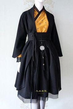 Korean Fashion – How to Dress up Korean Style – Designer Fashion Tips Anime Outfits, Cool Outfits, Fashion Outfits, Cozy Fashion, Kawaii Clothes, Character Outfits, Lolita Fashion, Costume Design, Asian Fashion