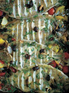 the nicest tray-baked lemon sole | Jamie Oliver | Food | Jamie Oliver (UK)