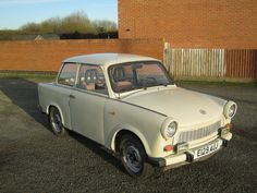 1988 TRABANT 601 for sale | Classic Cars For Sale, UK