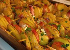 Pasta Salad, Potato Salad, Cooking Recipes, Potatoes, Meat, Chicken, Ethnic Recipes, Food, Instagram