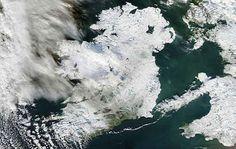 Documentary outlines startling history of harsh Irish winters.