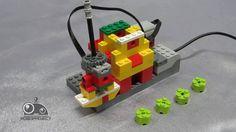Lego Wedo - Раздатчик