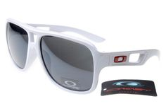 Oakley Fuel Cell Sunglasses White Frame Black Lens 0441