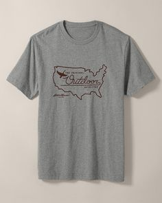 Classic Fit Graphic T-shirt - Us Outfitter   Eddie Bauer #CelebrateYourIndependence