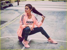 Like what you see⁉ Follow me on Pinterest ✨: @joyceejoseph ~   Selena Gomez Style w/ ADIDAS