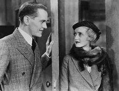 Bette Davis & Hardie Albright 1932