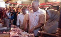 Harga daging di pasar dibanderol Rp 80.000 per kg | PT Rifan Financindo Berjangka Pusat Menteri Perdagangan (Mendag) Enggartiasto Lukita melakukan peninjauan di 3 lokasi pasar untuk memastikan harga daging sapi. Namun, dia memastikan bahwa daging sapi impor jauh lebih murah dengan kualitas…