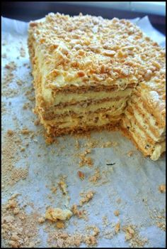 Sans Rival, Filipino Recipes, Filipino Food, Trifle, Ale, Biscuits, Recipies, Bread, Cookies