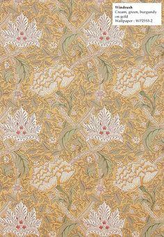 William Morris Windrush Wallpaper