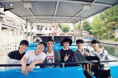 Chanwoo, Bobby, Jinhyeong, Yunhyeong, Donghyuk, Hongseok #iKON #Mix&Match #YG